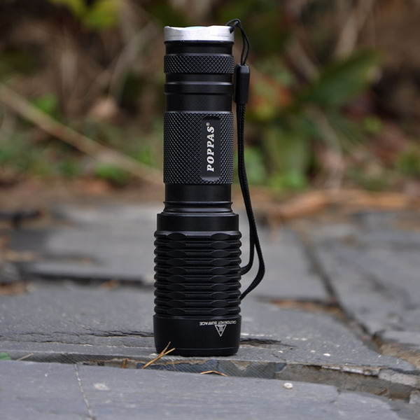 Antitank Grenade Design CREE T6 Mini Max. 500Lumens 10W High Power Flashlight ACK-1131