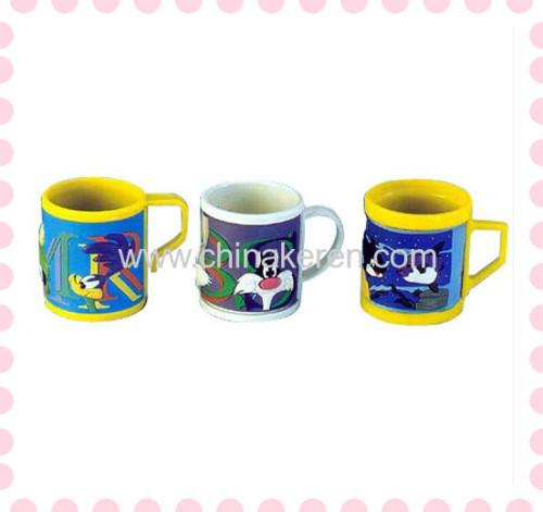 custom soft pvc cup cover