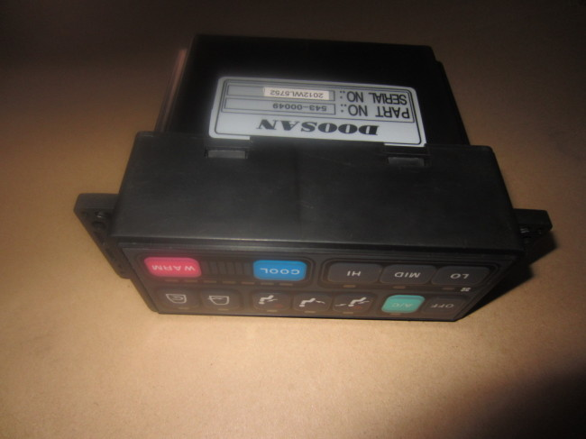 DHair-condition control panel54-00049