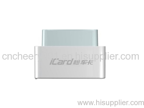 Launch iCard scan tool