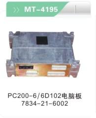 Computer board PC200-6 6D102 7834-21-6002
