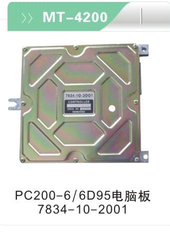 Computer board PC200-6 6D95 7834-10-2001