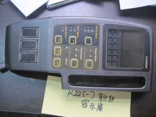 Monitor R225-7 Excavator Monitor