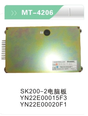 Computer board SK200-2 YN22E00020F3 YN22E00020F1