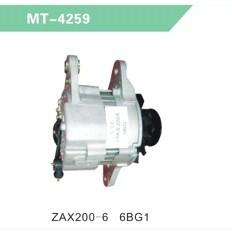 ZAX200-6 6BG1 ALTERNSTOR/ GENERATOR