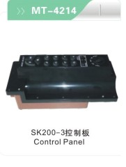 excavator spare parts SK200-3 control panel