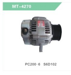 PC200-6 S6D102 ALTERNATOR/GENERATOR for excavator