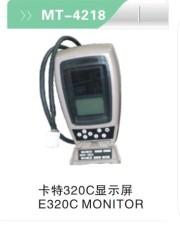 E320C Monitor Excavator Monitor