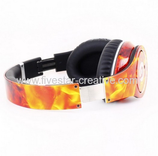 Beats by Dr Dre Studio Flame Headphones Limited Edition