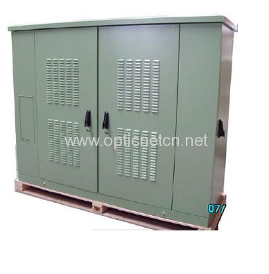 FiberOptical Outdoor Cabinet
