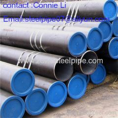 high pressure carbon seamless bolier steel pipe/tube