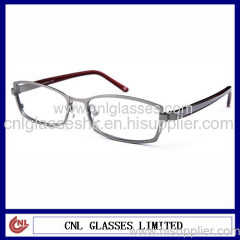 B titanium optical frame
