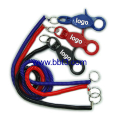 Hot selling promotional plastic casino bungee cords
