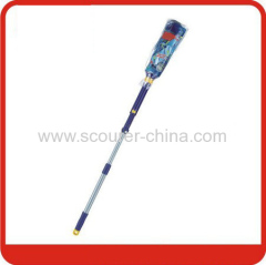 Twist PVA strip mop Yellow and Blue with Color polybag