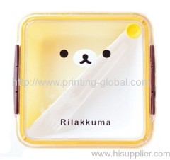Heat transfer film for lunch box(ABS lunch box/AS lunch box/PP lunch box/PE lunch box)