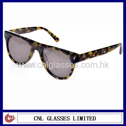 Tortoise shell sunglasses for men