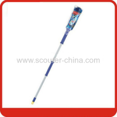 Best selling microfiber twist mop with Yellow and Blue color