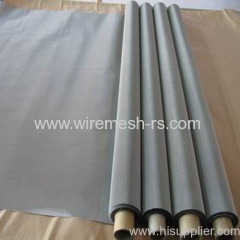 300 mesh stainless steel mesh