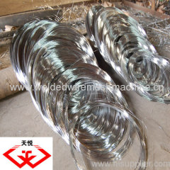 hot-galvanized redrawing wires