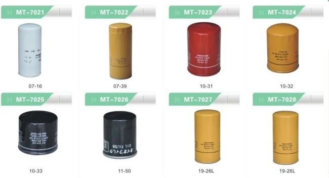Oil Filter 478736for excavator