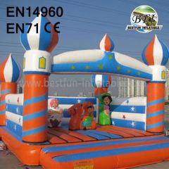 Customized Inflatable Adult Bouncers