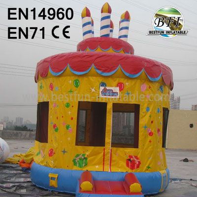 Inflatable Bounce House For Children Party