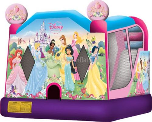 Disney Pricess Inflatables Bouncers