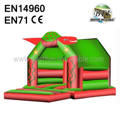 2013 New Inflatables Bouncer With Roof