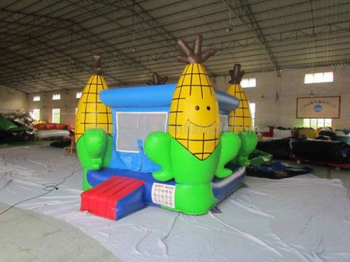 Inflatable Farm Corn Bouncers