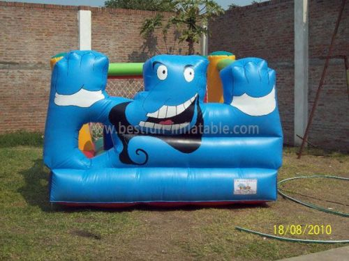 Indoor/Outdoor Toddler Inflatable Small Bouncer