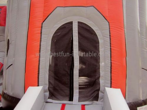Bounce House Inflatable Robort Bouncer