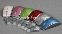 printing mini wired mouse optical mouse