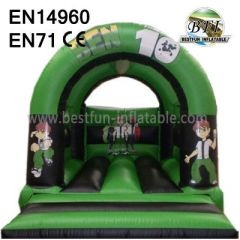 Inflatable Ben10 Theme Bounce House