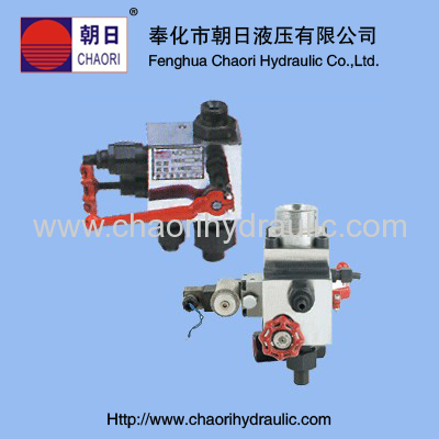 high quality pressure control valve set