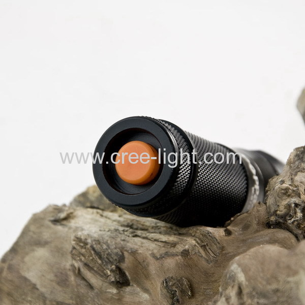 Idea From Bomb 500 lumens CREE XM-L T6 10W Super Power Flashlight Focus Can Be Adjusted ACK-1133
