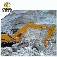 excavator boom and stick