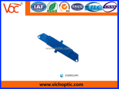E2000 fiber optic adapter
