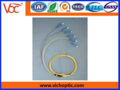 6 core branch cable patch cord