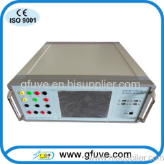 Electrical measuring instruments bench top energy meter calibrator