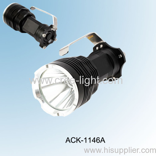 New! 500 lumens CREE XM-L T6 LED High Power Aluminum Working/Camping/Hunting Flashlight ACK-1146A