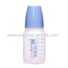 Hot Stamping Printing For PP Feeding Bottle