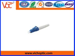 plastic LC fiber optic connector