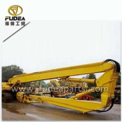 long reach excavator boom and dipper