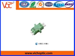 engineering plastic LC Optical Fiber Adapter