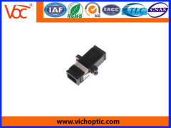 durable engineering plastic MTRJ optical fiber adaptor