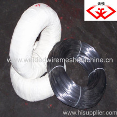 black annealed wire in coil