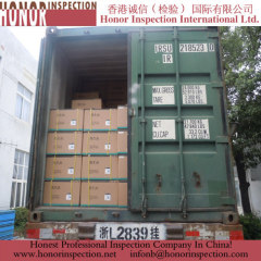 Container Loading Inspection in China
