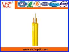 Yellow Bow-type drop cables
