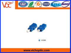 plastic LC fiber optic adaptor