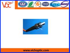 VOC Black Optical Fiber Connectors